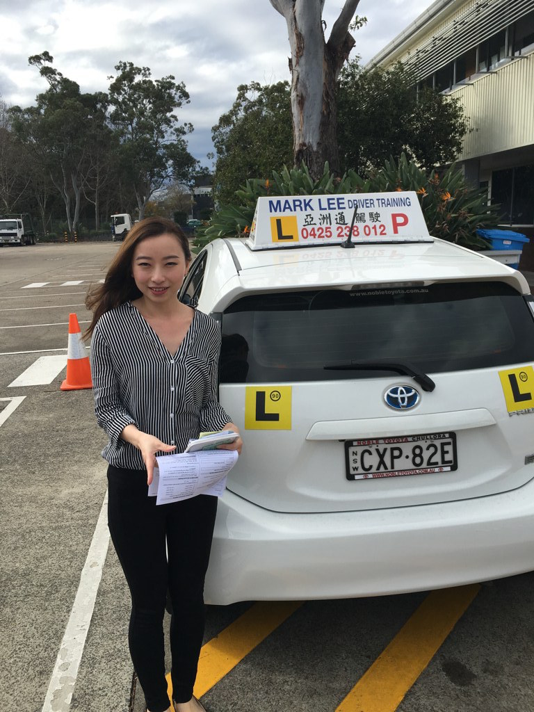 Hurstville Asia Driving School Learners 1st Attempt Passes
